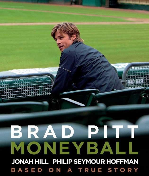 Moneyball – Kazanma Sanatı Film Afişi
