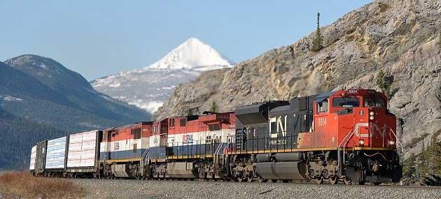 Kanada Ulusal Demiryolu Hisseleri