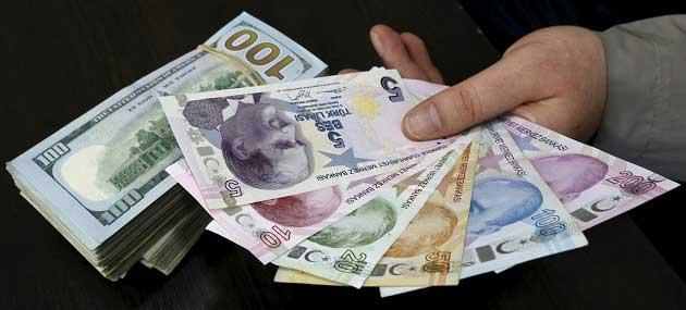 Türk Lirasının Değer Kaybındaki Küresel Nedenler