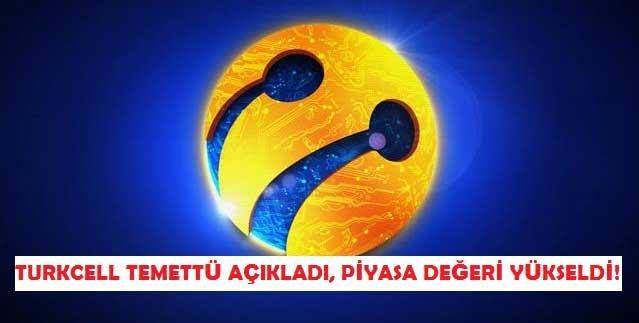 Turkcell Temettü Açıkladı, Piyasa Değeri Yükseldi!
