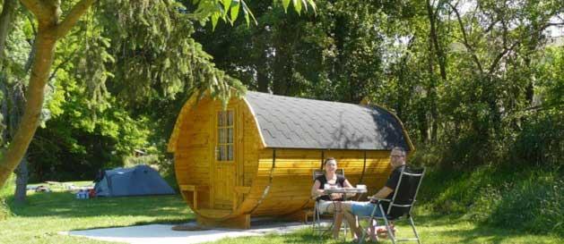 Kamp Alanları Oluşturun