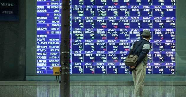 Yendeki Düşüşten Destek Bulan Asya Hisseleri Yükselişe Geçti
